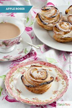Apple Roses #teatime