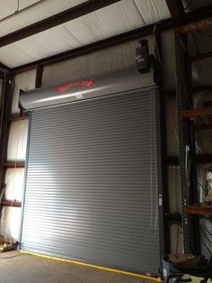 metal rolling loading dock doors fix slats nj nyc
