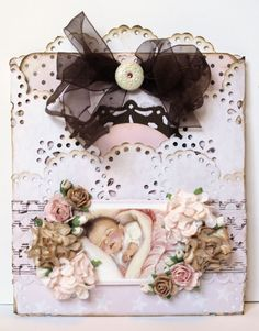 For a baby girl - Scrapbook.com