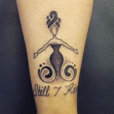 Still I Rise Maya Angelou Tattoo