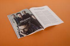 Lados Magazine nº23 on Editorial Design Served