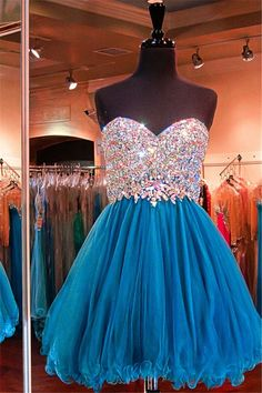 dc1421788ec46 48 Best Teal Prom Dresses images in 2019 | Teal prom dresses, Prom ...