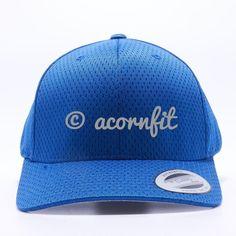 bc5abcc3e72eb Wholesale Yupoong 6008 Athletic Pro-Mesh Hat  Royal