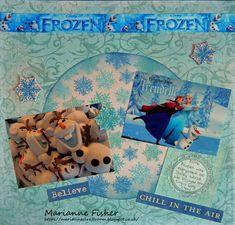 Marianne's Craftroom: Frozen!