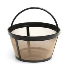Mr. Coffee GTF2-1 Basket-Style Gold Tone Permanent Filter >>> You can get additional details at the image link.