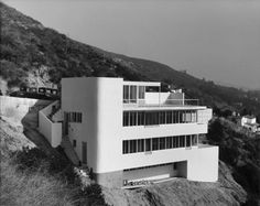 Kun Residence, Los Angelest . 1936   Richard Neutra, architect