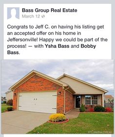 Congrats Jeff! Great neighborhood