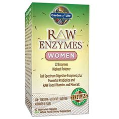 Garden of Life Vegetarian Digestive Supplement for Women  Raw Enzymes Women for Digestion Bloating Gas and IBS 90 Capsules Review https://probioticsandweightloss.info/garden-of-life-vegetarian-digestive-supplement-for-women-raw-enzymes-women-for-digestion-bloating-gas-and-ibs-90-capsules-review/