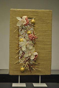 3d Wall Art, Floral Wall Art, Arte Floral, Easter Flower Arrangements, Flower Centerpieces, Floral Arrangements, Flower Frame, Flower Art, Flora Design