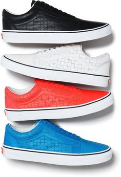 f63bb06932b7df Summer Release  Supreme x Vans Old Skool Collection