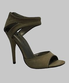 Look at this Natural Jedd Pump on #zulily today!