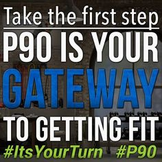 My husband and I just started P90. I can't wait to start seeing results! Im already starting to feel them!