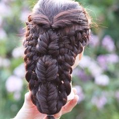 Hair and braids @plaitsandstuff Almost at 5000 wh...Instagram photo | Websta (Webstagram)