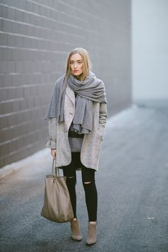 I've kind of adopted this hobo chic look of multiple layers and lengths for weekend wear. It's cozy and comfy. In-person or virtual Presenting Your Best You style sessions available. www.meredethmcmahon.com #imageconsulting #personalbranding