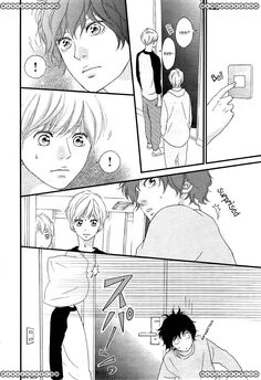 Ao Haru Ride 36 Page 37 I think this is my favorite part of the manga