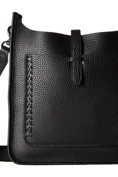 Rebecca Minkoff Unlined Feed Bag with Whipstitch (Black) Handbags - Rebecca Minkoff, Unlined Feed Bag with Whipstitch, HSP7EUWX62-001, Bags and Luggage Handbag General, Handbag, Handbag, Bags and Luggage, Gift, - Street Fashion And Style Ideas