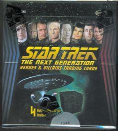 Star Trek Next Generation Heroes