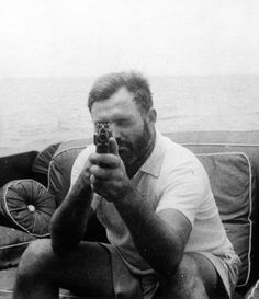 15 Photos Of Ernest Hemingway Being The Ultimate Alpha Male