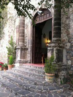 Church above the Parque Juarez in San Miguel de Allende  | Courtesy of JoAnneh Nagler