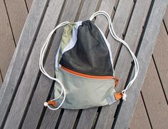 How to Make a Backpack From an Old Tent | Made + Remade