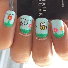 Instagram photo by trendypolish #nail #nails #nailart