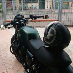#motoguzzi #v7 #Guzzi #airoh #caferacer