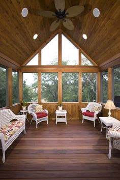 43 best three season porches images back porches ceiling fan eze rh pinterest com