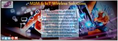 Our #wireless #Solutions deliver #reliable & #secure #Access to #data for #companies in the #industrial #IoT #Markets