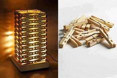Reciclagem: luminárias | Um Brinco