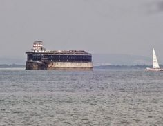 Isle of Wight: Highlights & Reiseziele (Spitbank Fort)