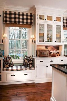 Farmhouse décor has become of the hottest trends, and it's not surprising because such design makes any space cozy, warm and inviting. A kitchen is a place where everyone gather to cook, eat and talk…MoreMore #kitchenremodeling