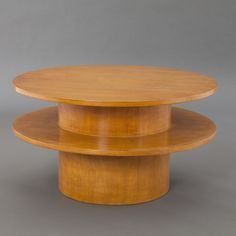Designed 1933 by Gerald Summers (1899-1967)  Made by 'Makers of Simple Furniture' (1931-1940)