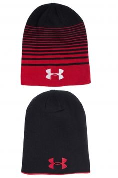 07644411e6f Mens Under Armour Switch It Up Reversible Beanie Hat £15.00 Buy Socks