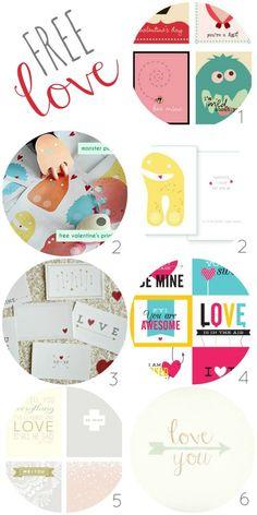 favorite printable valentines