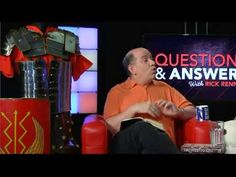 Q with Rick Renner 06 18 Bible Teachings, Battle, Believe, Spirituality, This Or That Questions, God, Heart, Dios, Spiritual