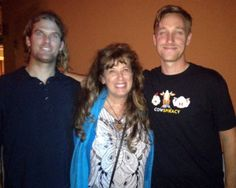 """Chef Marian meets Kip and Keegan, who created the new Documentary """"Cowspiracy"""". Changes you slant on food for sure!"""