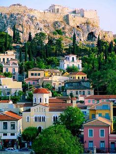 Plaka - Athens, Greece - Photo Source: Manolis Mavrikakis