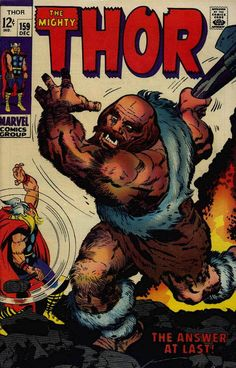 The Mighty Thor #159
