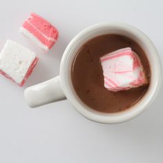 As with hot chocolate, use any milky liquid you prefer, whether it's from a cow, nuts (almond milk), beans (soy milk), or grains (rice milk). For sweeteners, feel free to substitute maple syrup, honey, or agave nectar for sugar, but start with less, about 1 tablespoon, and taste the combination before adding more.