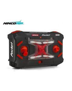 Drone Radiocontrol Nincoair Quadrone Pocket CAM