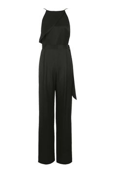 Frill Strappy Jumpsuit - Rompers & Jumpsuits - Clothing - Topshop USA