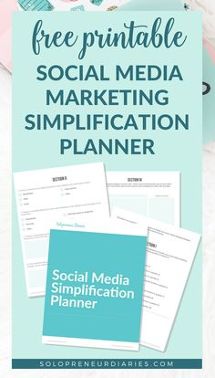 Printables & Planner: 10 tips and ideas to help small businesses. Get a free printable social media planner! Social Media Marketing Business, Facebook Marketing, Inbound Marketing, Business Entrepreneur, Content Marketing, Online Marketing, Mobile Marketing, Online Business, Marketing Logo
