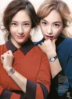 f(x) Krystal & Victoria