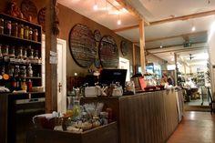 NOP café & shop in Tallinn