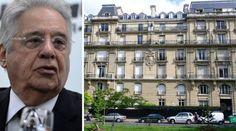 """FHC: O ÚNICO PROFESSOR """"NO MUNDO"""" QUE POSSUI UM APARTAMENTO DE 11 MILHÕES DE EUROS EM PARIS – News Atual"""