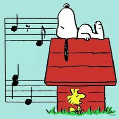 Snoopy and Woodstock Snoopy Love, Snoopy And Woodstock, Happy Snoopy, Woodstock Music, Peanuts Cartoon, Peanuts Snoopy, Snoopy Pictures, Snoopy Images, Snoopy Quotes