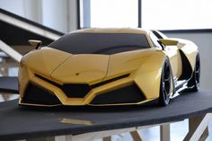 Lamborghini Cnossus Jota Urus