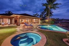 Luxury Real Estate Photography for the Hawaiian Islands.  Photography #panaviz