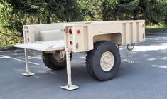 2009 Military M1101/1102 Light Tactical Trailer   Buy used!