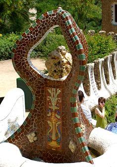 Antonio Gaudi - Park Guell
